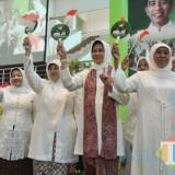 Khofifah Sebut Kota Batu Jadi Lokomotif Pemenangan Jokowi-Ma'ruf Amin