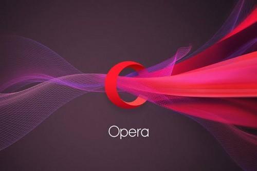 Ilustrasi Opera