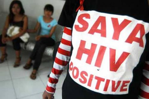 Pengidap HIV/AIDS di Kabupaten Malang yang mengalami peningkatan setiap tahun.(Ist)