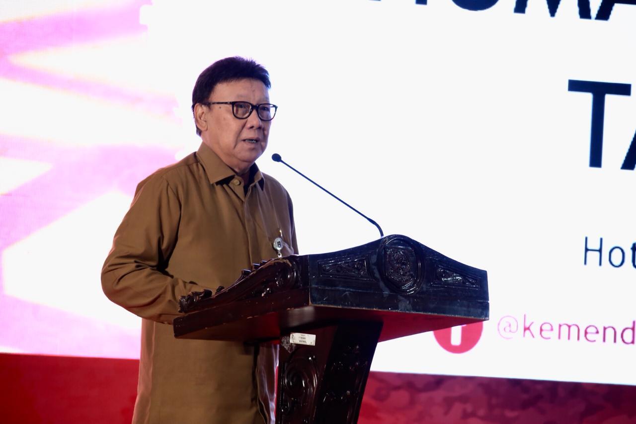 Mendagri Tjahjo Kumolo (Humas Pemkot Malang for MalamgTIMES).