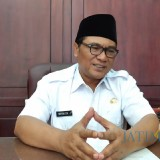 Wakil Wali Kota Malang, Sofyan Edi Jarwoko (Pipit Anggraeni/MalangTIMES)