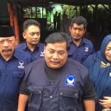 Ketua Partai NasDem Kabupaten Pasuruan, Joko Cahyono.