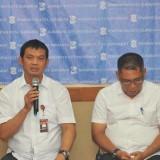 Kasat Reskrim Polrestabes Surabaya AKBP Sudamiran menyikapi laporan palsu dari CC 112 Pemkot Surabaya.