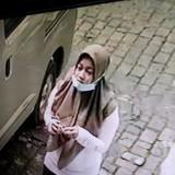 Pelaku pencurian uang di Ponpes Al Ishlahiyah yang sempat terekam CCTV, Kecamatan Singosari (Foto : Istimewa)