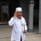 KH Muhammad Hadi Mahfudz ketua MUI Kabupaten Tulungagung / Foto : Anang Basso / Tulungagung TIMES