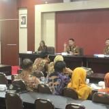 Sosialisasi program Desa Pintar yang digelar Dinas Kominfo Pemkab Blitar.(Foto : Aunur Rofiq/BlitarTIMES)