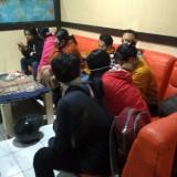 Delapan Pasangan non Pasutri yang diketahui berada di hotel saat Valentine (Foto : Anang Basso / TulungagungTIMES)