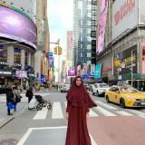 Pakai Hijab Syar'i ke Luar Negeri? Simak Pengalaman dari Kartika Putri