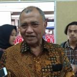 Ketua Komisi Pemberantasan Korupsi (KPK) Agus Rahardjo saat menemui awak media. (Foto: Dokumen MalangTIMES)