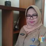 Sri Meicharini Kepala Dispendukcapil Kabupaten Malang (foto: Nana/ MalangTIMES)