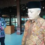 Sanusi Wabup Malang serahkan penyelesaian sumber air Wendit kepada DPRD Kabupaten Malang (Nana)