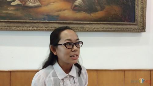 Focal point JIP Kota Malang Rica Wanda (Pipit Anggraeni/MalangTIMES).