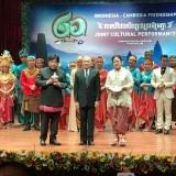 Acara Joint Cultural Performance di Negeri Kamboja