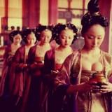 Para perempuan China kuno di kerajaan. (Ist)