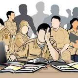 Ilustrasi ASN. Kekurangan tenaga teknis dan banyaknya ASN pensiun menjadi kendala bagi Pemkab Malang. (Ist)