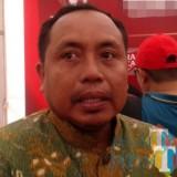 Ketua PSSI Kota Malang Haris Thofly (Hendra Saputra)