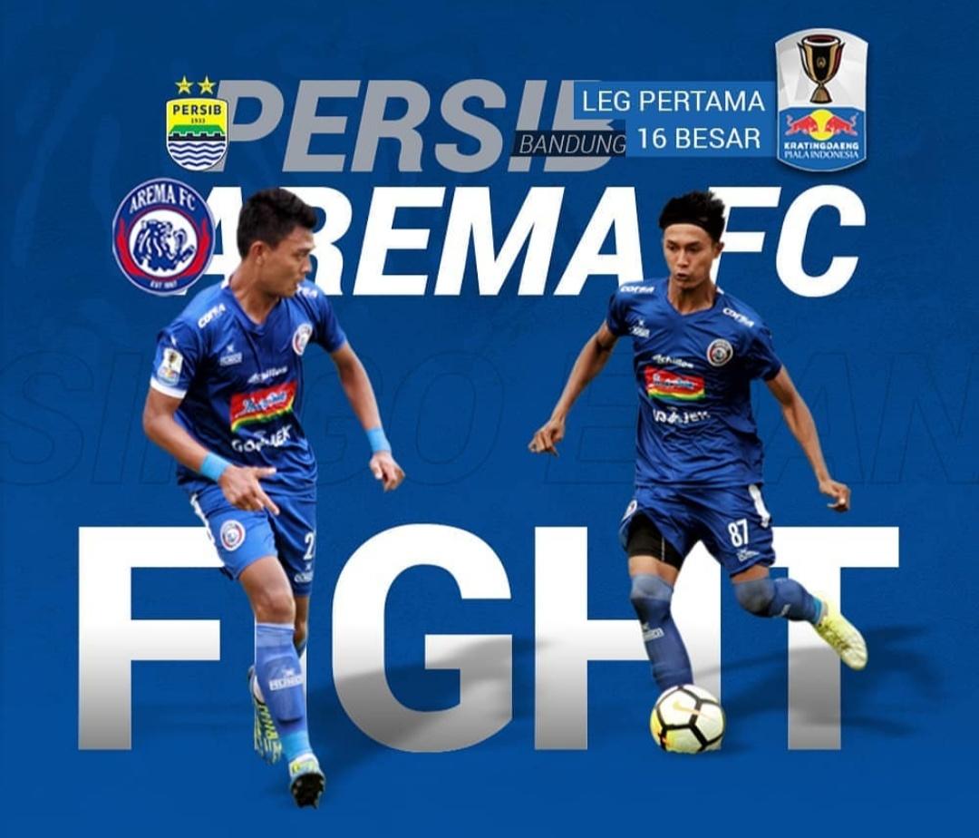 Persib Bandung vs Arema FC (official Arema FC)