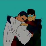 Bayangkan, Bila Jokowi Dan Prabowo Curhat-Curhatan Di Meja Kejujurannya Roy Kiyoshi