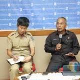 Kepala Dinas Arsip dan Perpustakaan Surabaya Musdiq Ali Suhudi