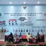 Sosialisasi Pendidikan Politik, Wali Kota Malang Ajak Generasi Milenial Tolak Money Politic