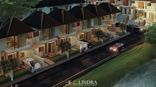 Town House The Kalindra (Foto: Imarotul Izzah/MalangTIMES)