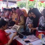 Ilustrasi, kegiatan Launching Pajak Daerah dan Pekan Panutan Pajak pada tahun sebelumnya di Kota Malang. (Foto: BP2D Kota Malang for MalangTIMES)