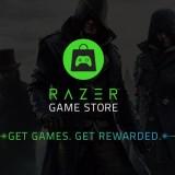 Ilustrasi razer game store online