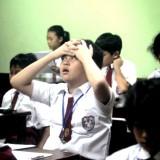 Ilustrasi ujian anak SD (Ist)