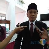 Agus Zunaedi, Ketua Komisi III DPRD Kota Blitar.(Foto : Team BlitarTIMES)