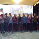 Danyonif 511/DY Letkol Inf Jadi bersama warga Jagoi Babang