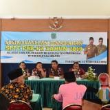 Penyuluhan dan penyerahan SPPT PBB-P2 di Kabupaten Pasuruan.