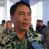 Romdhoni, kepala DPUBM Kabupaten Malang, berkomitmen dalam mewujudkan akses jalan pendukung sektor wisata. (Nana)