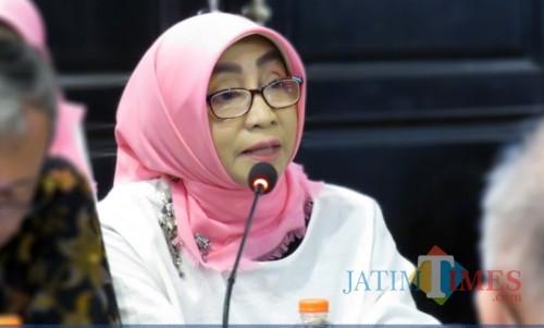 Kepala Dinas Kesehatan Kota Malang Asih Tri Rachmi Nuswantari. (Foto: Dokumen MalangTIMES)