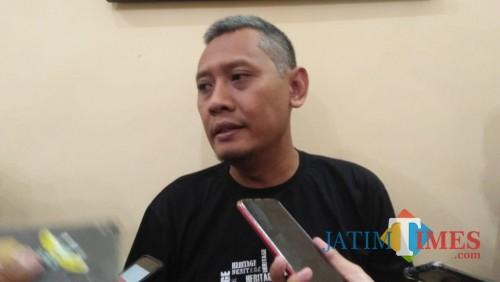 Agung H. Buana Kasi Promosi Pariwisata Dinas Kebudayaan dan Pariwisata Kota Malang