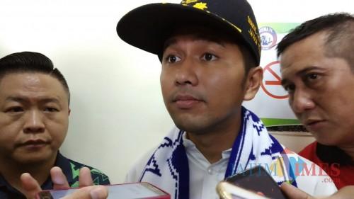 Wakil Gubernur Jawa Timur Emil Dardak (Pipit Anggraeni/MalangTIMES)