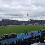 Setelah Dicat, Stadion Kanjuruhan Bakal Beratap Penuh