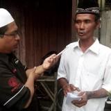 Jupri saat memberikan keterangan kepada wartawan (foto : Moh. Ali Makrus / JatimTIMES)