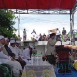 Prabowo orasi kebangsaan di depan ulama dan habaib Pasuruan.