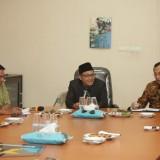 Wali Kota Malang Sutiaji (tengah) saat melakukan diskusi bersama Kampus Ijen 69 (Humas Pemkot Malang for MalangTIMES).