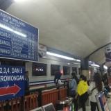 Baru Dibuka, Tiket KA Jelang Lebaran di Malang Ludes