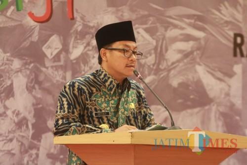 Wali Kota Malang Sutiaji. (Foto: Dokumen MalangTIMES)