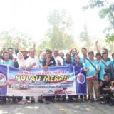 Baksos bersih Pantai Pulau Merah Hipaba, PWS dan PT BSI, Rabu (27/2/19)