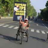 TPS Ramah Difabel menjadi kebutuhan pemilih penyandang disabilitas (antarafoto.com)
