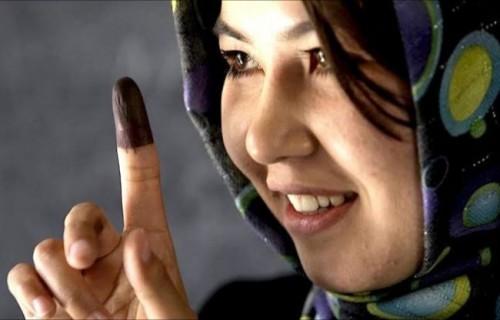 Ilustrasi pemilih pemilu (Ist)