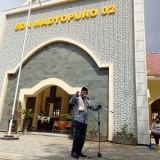 Terkena Dampak Tol, SDN 2 Madyopuro Sekarang Justru Lebih Representatif, Hari ini Diresmikan Wali Kota Malang