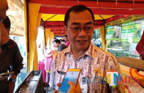 Kepala DPUPR Kota Malang, Hadi Santoso (Doc MalangTIMES)