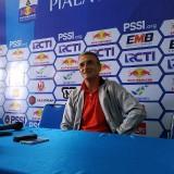 Milomir Seslija: Penguasaan Bola Harus Sebanding dengan Keberuntungan