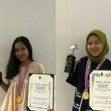 Mahasiswi Fisip UB Gagas Aplikasi Belajar Anak Playgroup dan TK, Raih Gold Medal di Thailand
