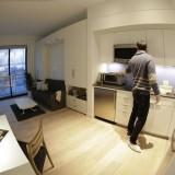 Ilustrasi apartemen lifestyle (Foto: Curbed)