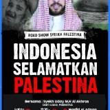 Luruskan Pemahanan tentang Palestina, Weekend We Care Digelar di Mall Dinoyo City